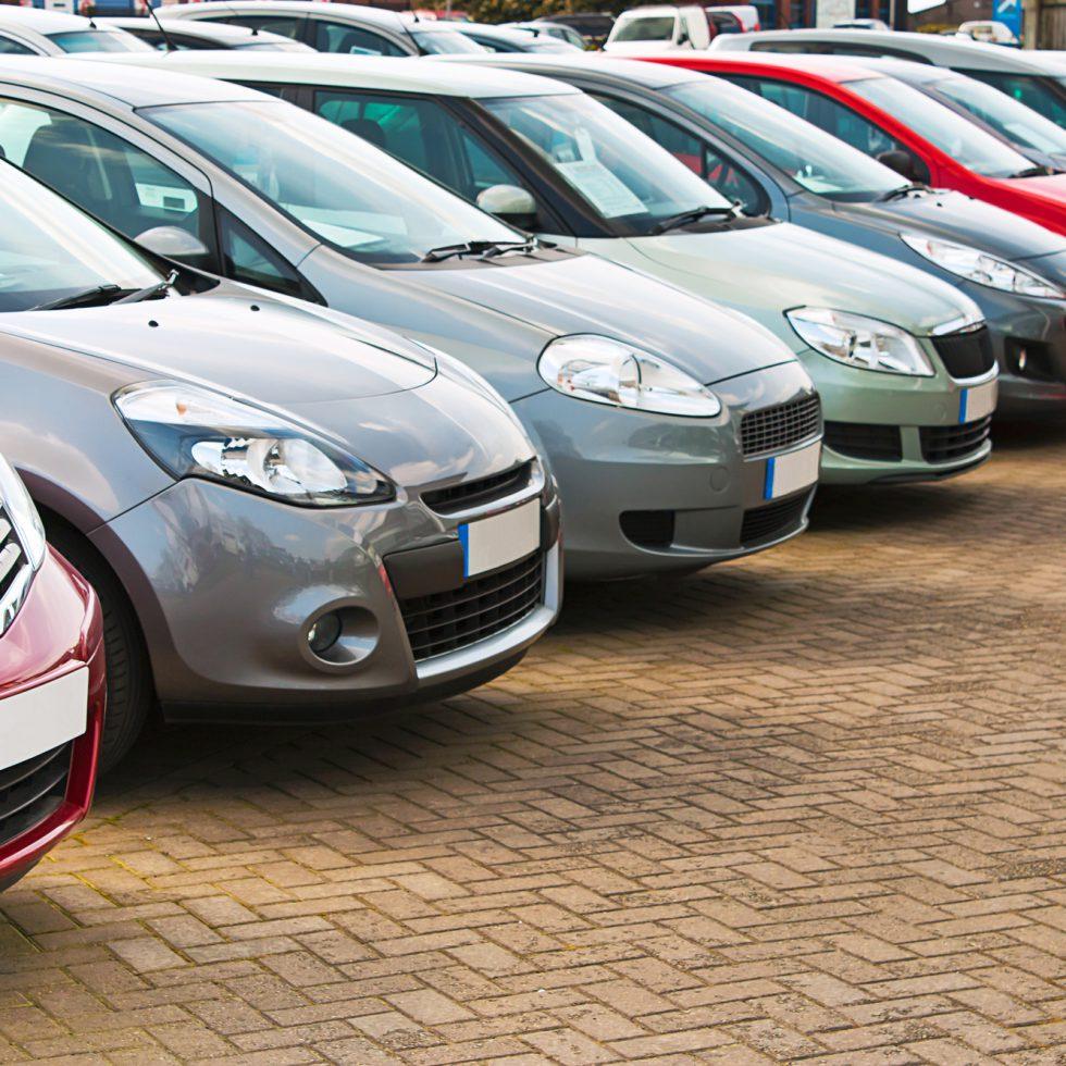 Ex lease auto's